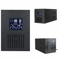 Line Interactive Personal Electronics Led Display Regulation 1500va Household Battery Backup Ups Voltage Stabilizers