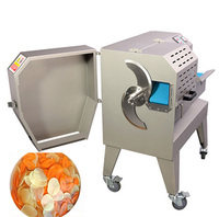 Commercial home sweet potato chips slice cutter cutting machine