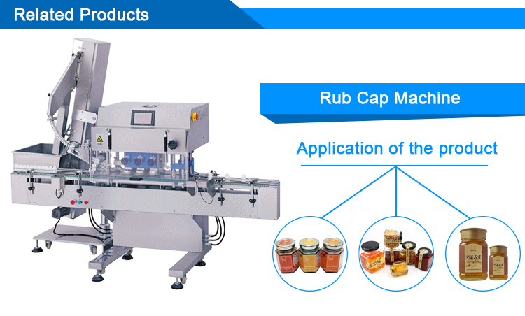 High Efficient Cork Bottle Capping Machine