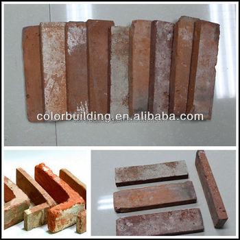 240x60x20mm pas cher antique rouge brique brique de parement carrelage mural buy product on. Black Bedroom Furniture Sets. Home Design Ideas