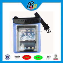 Wholesale high quality waterproof leather case for ipad mini,waterproof bag for ipad
