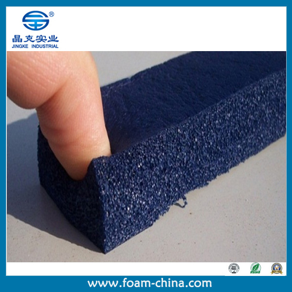 Black 0.5mm-40mm thickness high quality closed cell epdm foam rubber sheet roll Sound Absorption EPDM manufacture