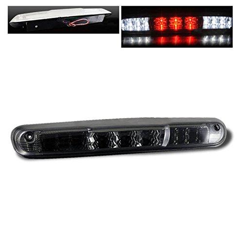 Cargo Tail Lamp SPPC Smoke LED 3rd Brake Lights G2 For Dodge Ram