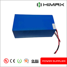 18650 Li-ion 20800mAh 24V Deep Cycle Life Rechargeable Lithium 6S8P Battery Pack For Smart Robotics