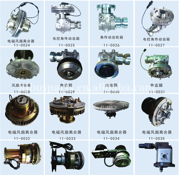 China Supplier For Ashok Leyland Spares Parts Bus Electromagnetic ...