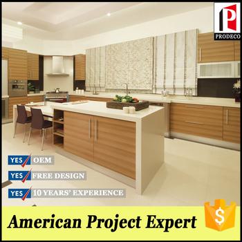 Entzuckend Amerikanischen Stil Hpl Panel Sperrholzplatte Küche Set Für Esszimmer