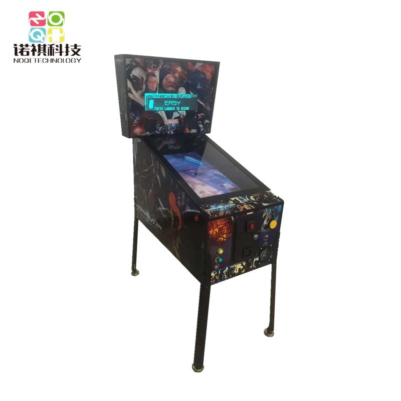 3d Video Pinball Virtual Game Machine,Coin Operate Video Pinball Machine  Arcade - Buy Pinball,Pinball Virtual,Pinball Machine Arcade Product on