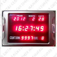Metal Case Led Display With Countdown Function 2014 Custom-made ...