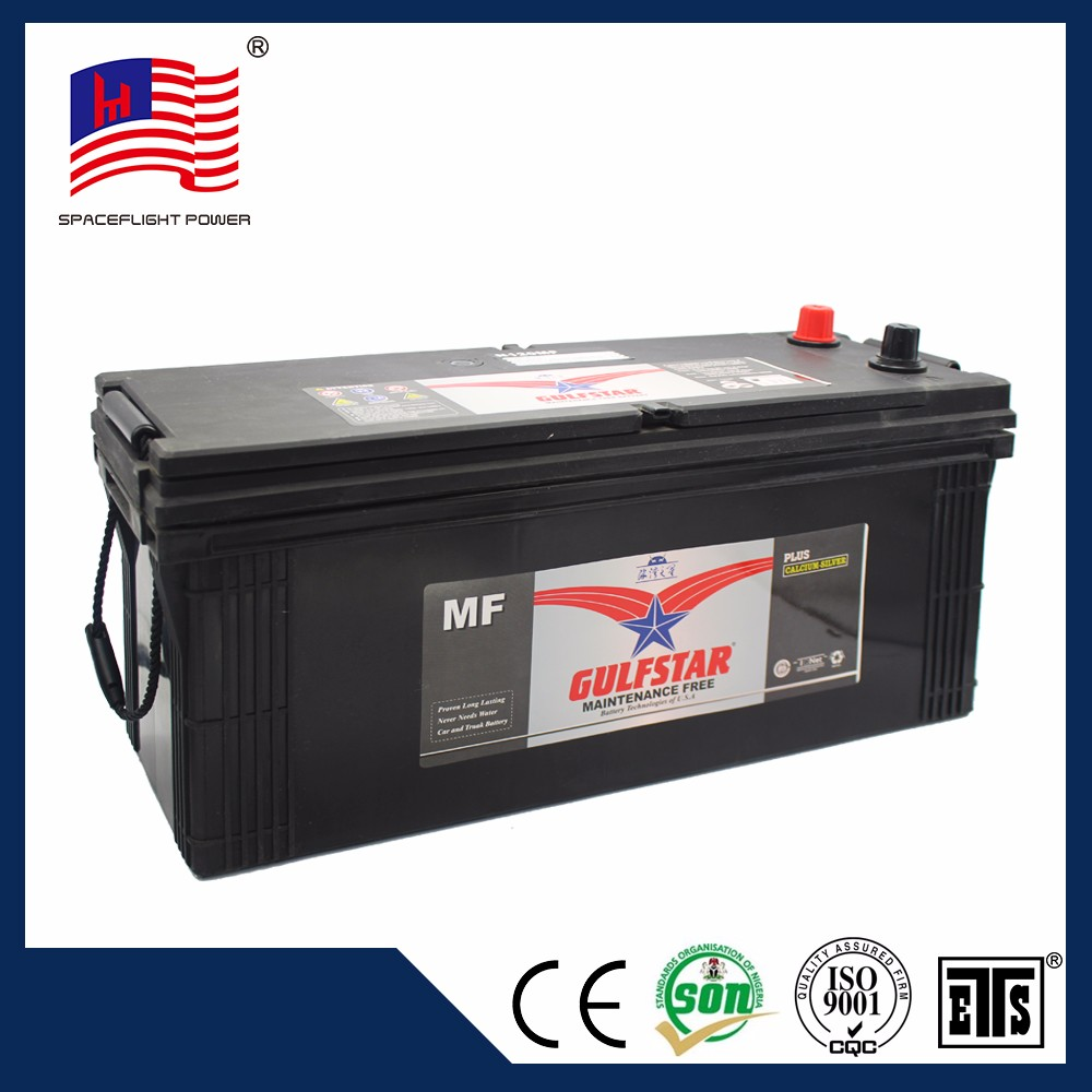 jis standard automobiles deep cycle light weight of a car battery