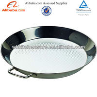 8 to 14 Inch cast iron paella pans