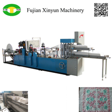 High yield multi colour paper napkin printing machinery