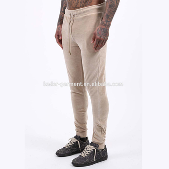 Men S Velour Track Pants Soft Quality Velvet Sweat Pants Slim Fit Joggers Custom View Men S Velour Track Pants Kader Product Details From Guangzhou Kader Garment Co Ltd On Alibaba Com