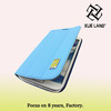 For Samsung Galaxy Note 2 Leather Wallet n7100 mobile phone case N7102 holster ultra-thin flip leather case for note2