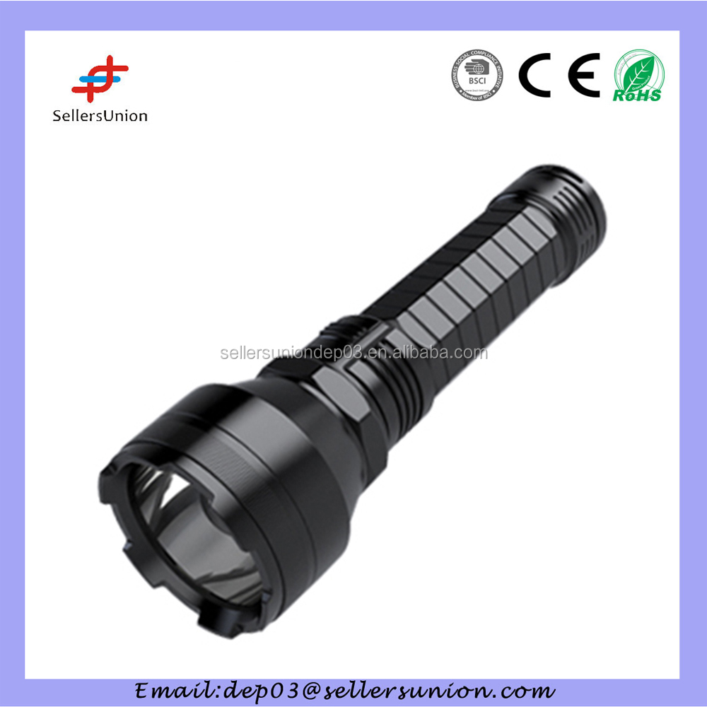 Yd-8863 0.5w Led Good Quality Plastic Led Flashlight Torch