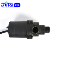 Low noise micro 10~30 L/min 1~6 meters 12v 24v dc high pressure sewage water drain pump