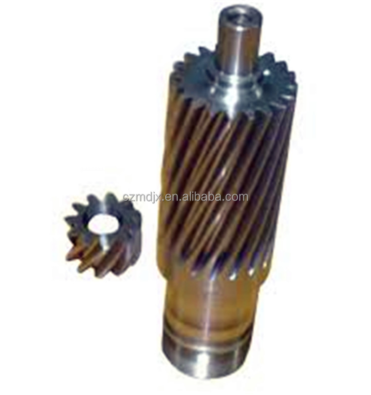 Mud pump Herringbone Gear hydraulic gear pump external gear pump