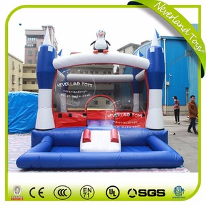 NEVERLAND TOYS Best Selling Mini inflatable bouncer inflatable jumping castle both indoor and outdoor are available For Sale