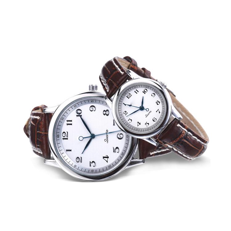 8918bcd646597 أرخص الأسعار وأفضل جودة الكوارتز sr626sw زوجين الأزياء الساعة ساعة mema ساعة