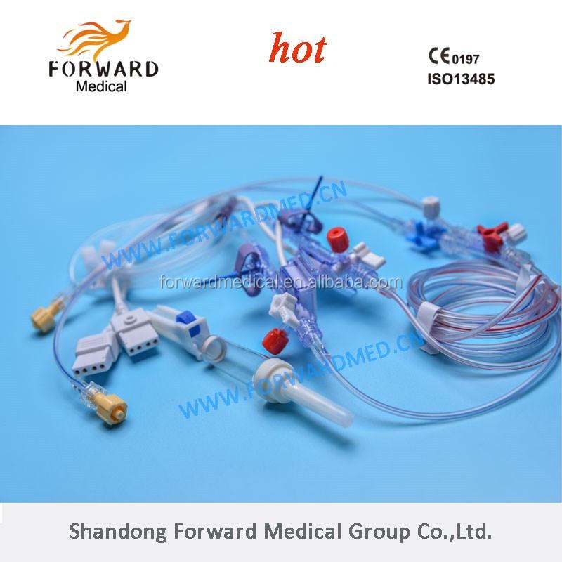 Double Anti-effection Lumen 5fr Central Venous Catheter Kits For ...