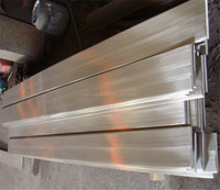 300mm width high tensile Shipbuilding steel ,sus standard 316ti Mild stainless steel flat bar Sizes