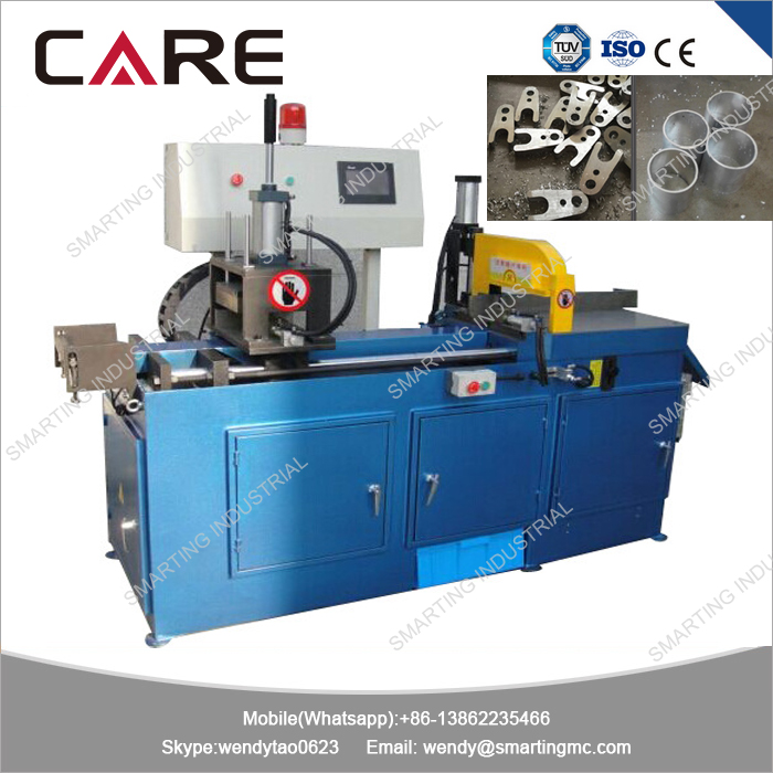 MC-455CNC Automatic aluminum profile cutting machine with high speed