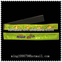 Manufacturer 3M High Reflective PVC Led Wrist Band