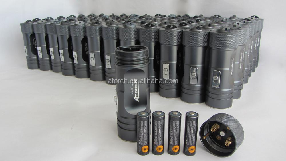 Mini Led Diving Flashlight Maglite Energizer 10w Led Rechargeable ...