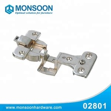 270 degree folded hinge for furniture