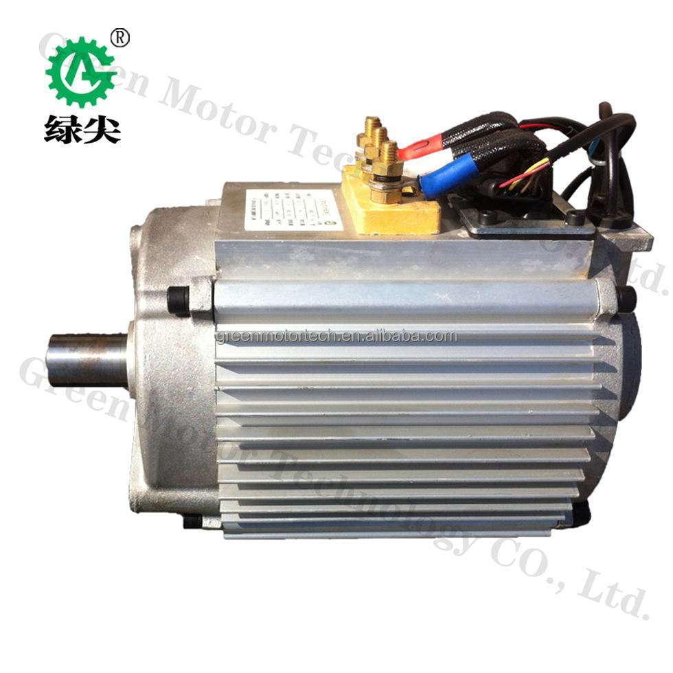10kw electric car motor kit /gear bridge/brushless controller