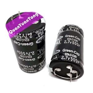 Super Capacitor 2 7V 500F super capacitor 500F 2 7V New Wholesale
