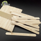 eco-friendly disposable birch wood printed popsicle sticks