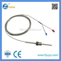 high temperature k type adjustable immersion thermocouple probe sensor with great price