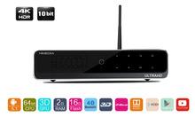 2016 Hot 4K Ultra Output Android TV Box Himedia Q10 Pro Android Box Kodi 16.0 Google Android 5.1 Smart TV Box, Free shippment