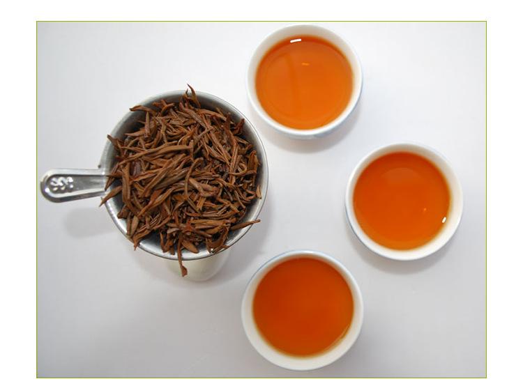 Yunnan Golden Bud Tea Jinya Black Tea High Quality Loose tea price - 4uTea | 4uTea.com