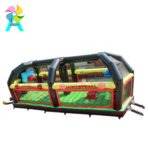 High quality Multi-Function Inflatable Bouncy Sports Arena/ inflatable football game / Inflatable Basketball Game
