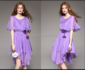 Fashion Evening Dress Sleeveless Lady Spring Summer Party Dresses