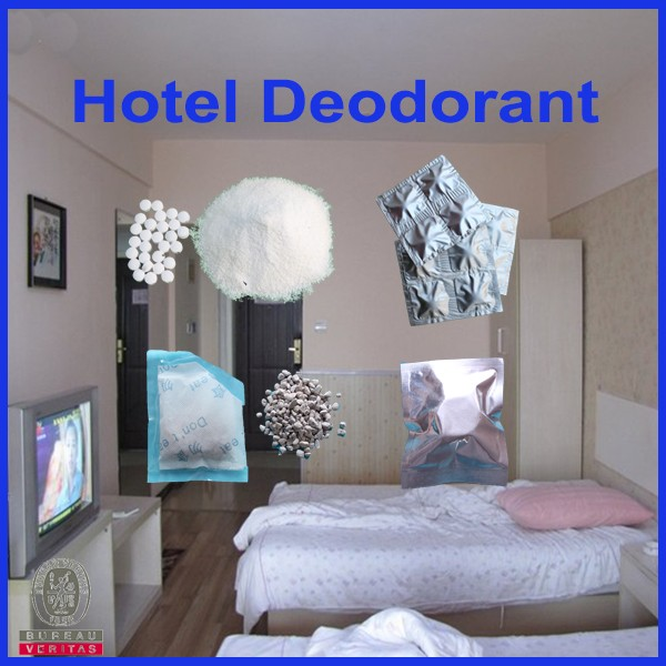 Specially Hotel Deodorant for Disinfection &Air purification Prevent Disease