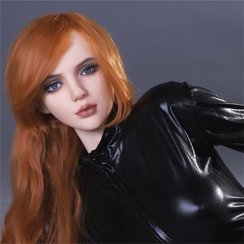Cosplay capelli rossi uomo