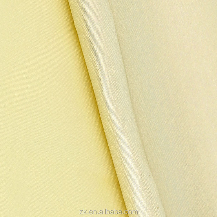 Fabric Import China Milky Satin Fabric Wedding Fabric