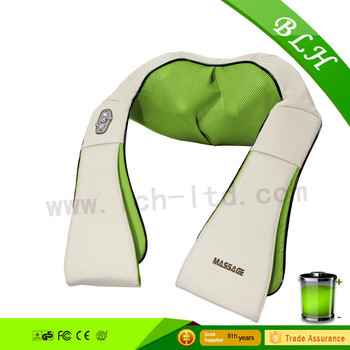 Shiatsu Back/Neck/shoulder Massager with Kneading pillow