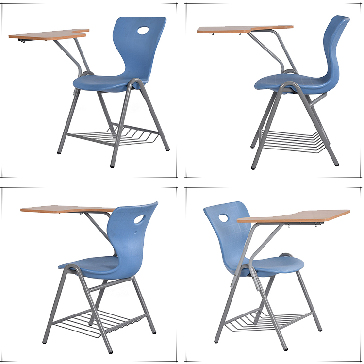 School Chairs with Writing Tablet