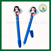 rotomac ball pen, golf ball pen,cute sunny doll ball pen