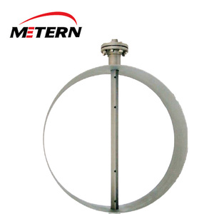 SS316 stainless steel OEM customize design high accuracy for harsh application measuring Annubar flow meter