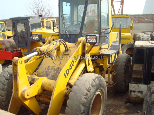 Best price Japan second hand wheel loader WA180 for sale in Shanghai hot sale