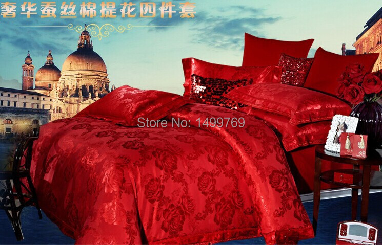 Twin/Full/Queen/King Silk Bedding Comforter/Quilt/Duvet