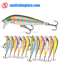minnow supplier fishing lure for bass in stock quick delivery
