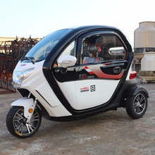 New 1000w Power Adult 3 Wheel Adult Electric Tricycle with full cover