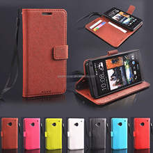 Luxury magnetic case for HTC M7 mobile phone