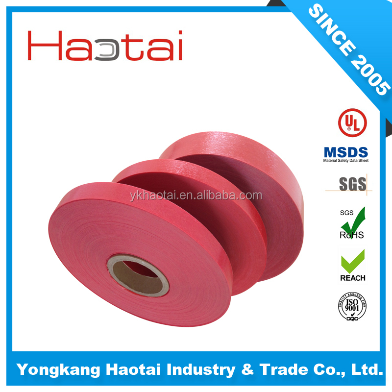 Red Epoxy resin impregnate DMD insulation material for cast resin transformer