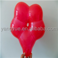 new design flower balloons for birthday party decoration and toys to kids play balloons